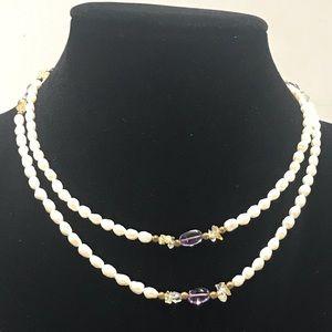Genuine Cultured Pearls H12